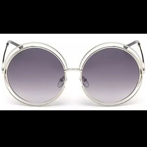 Accessories - NWT Vintage Round Oversized Sunglasses